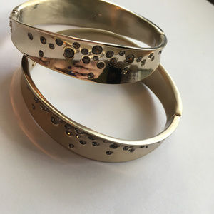 2 Kenneth Cole Bangle Bracelets